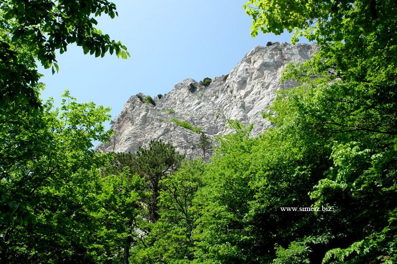 Гора Ай-Петри - перевал Ат-Баш