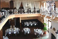 Алупка. Гостиница Mare-Nero. Ресторан