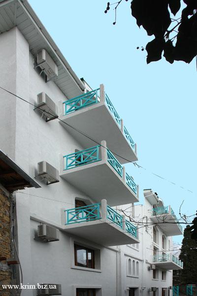 Алупка. Заказ гостиниц в Крыму