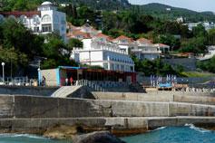 Алупка. Отель Сон у моря