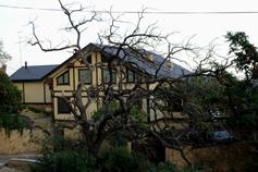 Алупка. Частный двухэтажный дом