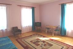 Мини-гостиница Илона в Алупке. Двухкомнатный номер