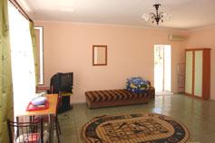 Мини-гостиница Илона в Алупке. Однокомнатный номер