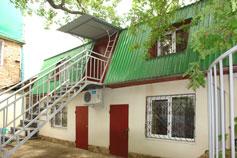 Мини-гостиница Илона в Алупке. Флигель