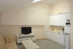 Комплекс апартаментов в Испанской Деревне в Алупке