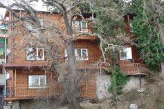 Гостиница Юна в Алупке