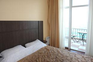 Гостиница Сон у моря в Алупке