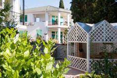 Гостиница Зеленый Мыс