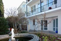 Гостиница Зеленый Мыс. Улучшенный - двухместный с террасой