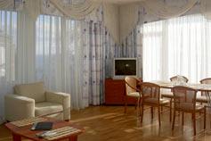 Гостиница Роялта в Алупке