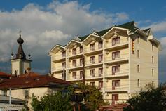 Отель Крымский в Алуште