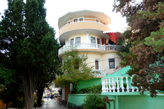 Гостиница Лидия в Алуште