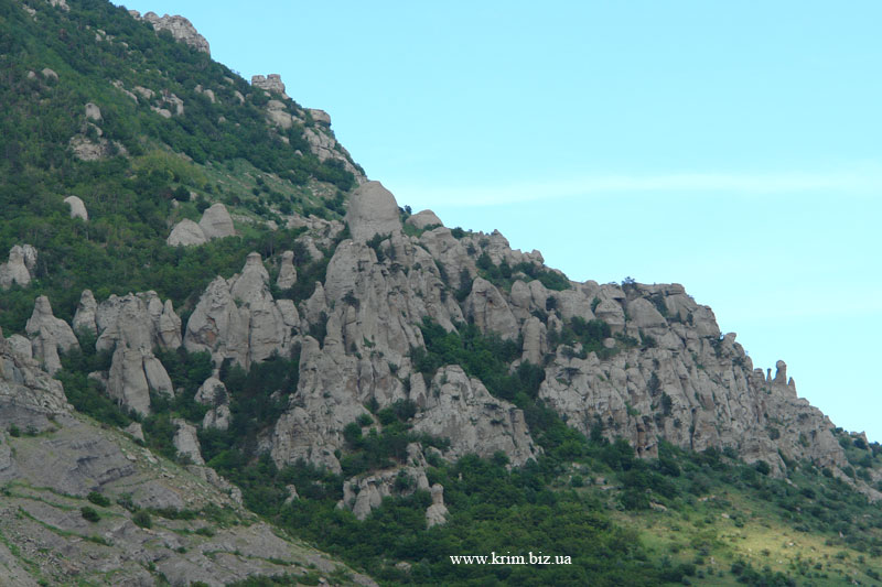 Гора Демереджи