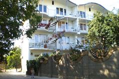 Гостиница Летучая мышь в Алуште