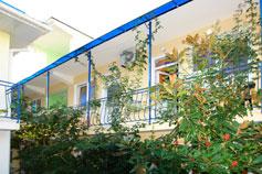 Частный гостевой дом Людмила в Алуште