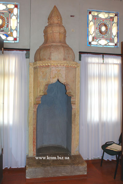 Бахчисарай. Оджак - камин в Хан-Сарае