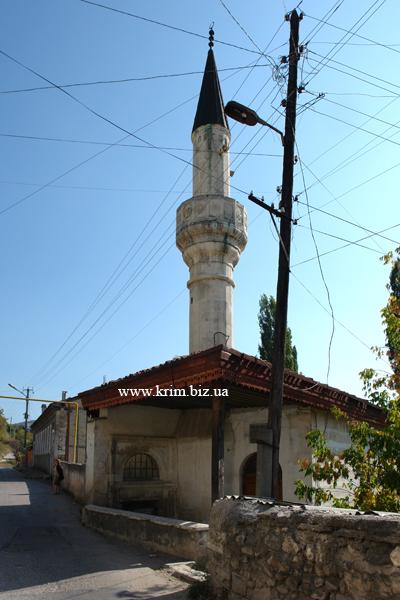 Бахчисарай. Мечеть Тахталы - Джами