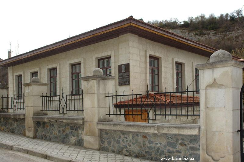 Дом-музей Исмаила Гаспринского
