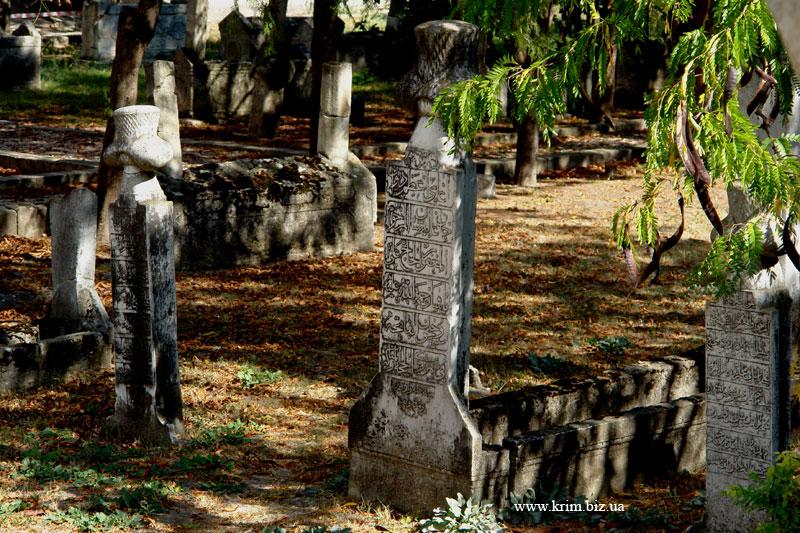 Ханское кладбище - Мезарлык