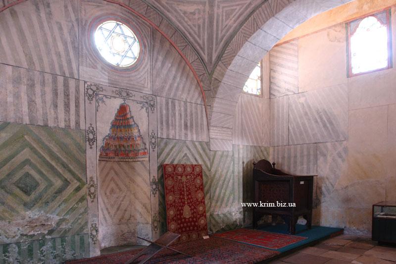 Бахчисарай. Ханский дворец. Малая Ханская мечеть