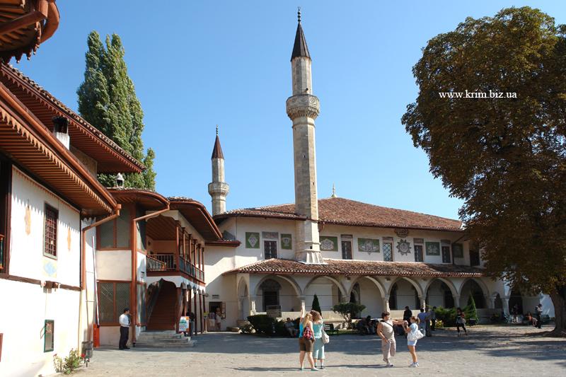 Бахчисарай. Большая Дворцовая мечеть