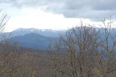 Вид на гору Бешуй