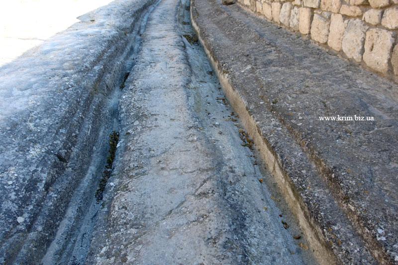 Чуфут-Кале. Дорога тысячелетий