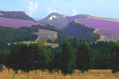 Вид на Бахчисарай
