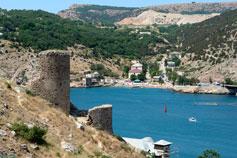 Древняя крепость Чембало