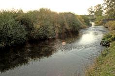 Окрестности Белогорска. Река Биюк-Карасу