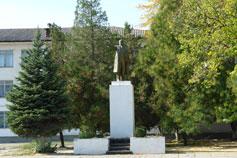 Белогорск. Памятник Ленину