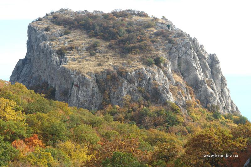 Крепостное плато Биюк-Исар