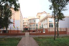 Крым. Евпатория. Отель Империя