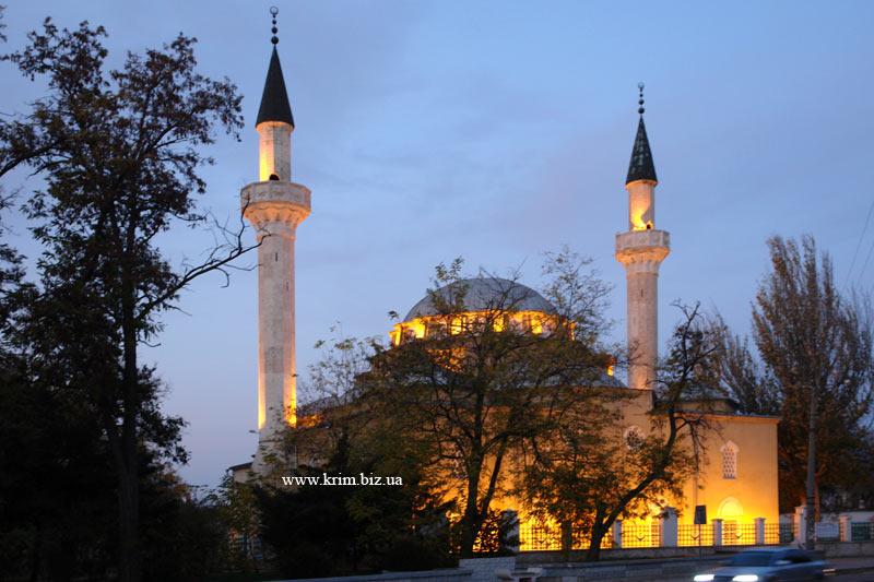 Евпатория. Мечеть Хан-Джами