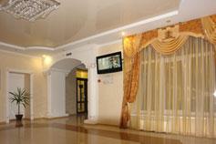 Гостиница (отель) Империя в Евпатории. Фойе