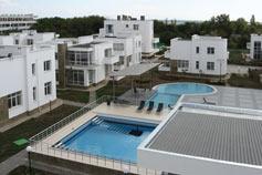 Курортный комплекс Невский берег в Евпатории