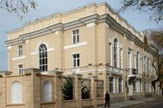 Клуб-отель Санкт-Петербург в Евпатории