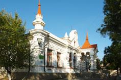 Пансионат Сказка в Евпатории