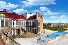 Частная гостиница-пансионат Велес в Евпатории