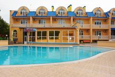 Гостиница (отель) Юлиана в Евпатории