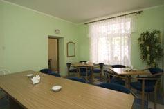 Феодосия. Гостевой дом Ассоль. Столовая