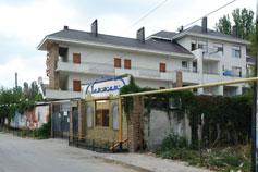 Феодосия. Гостиница Атлантик