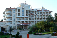 Феодосия. Гостиница Алые Паруса