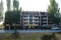 Феодосия. Гостиница Мечта