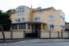 Феодосия. Гостевой дом Подсолнухи