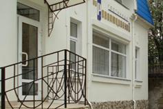 Феодосия. Гостиница на Революционной. Фасад