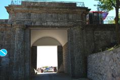 Форос. Байдарские ворота