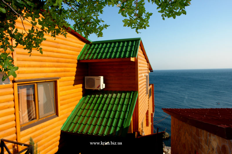 Частный мини-отель в Форосе Прибрежный двор