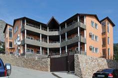 Гостиница Вилла Форос в Форосе