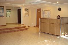 Гостиница Чайка в Гурзуфе